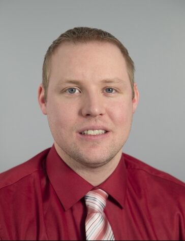 Ben Bengtson, clinic manager at Miller Creek Medical Clinic and Lester River Medical Clinic